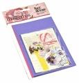 Набор для создания открыток Magic4Hobby 11,5x17 см, 3 шт, MG.DIY-3 №8