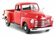 Легковой автомобиль Maisto Chevrolet 3100 Pickup 1950 (31952) 1:25 19 см