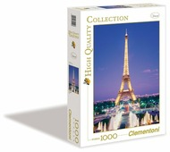 Пазл Clementoni High Quality Collection Париж (39122), 1000 дет.