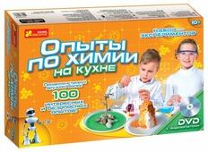 Набор RANOK CREATIVE Опыты по химии на кухне