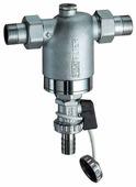 Фильтр механической очистки FAR FA 3943 12100 муфтовый (НР/НР), латунь