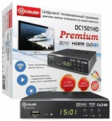 TV-тюнер D-COLOR DC1501HD