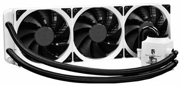 Кулер для процессора Deepcool Captain 360 EX White RGB