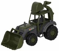 Трактор Полесье Военный Мастер (49285/48714) 27 см