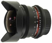 Объектив Samyang 8mm T3.8 Fisheye VDSLR Canon UMC II (APS-C)