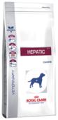 Корм для собак Royal Canin Hepatic HF16 при заболеваниях печени