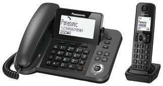 Радиотелефон Panasonic KX-TGF310
