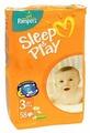 Pampers подгузники Sleep&Play 3 (4-9 кг) 58 шт.