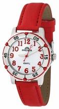 Наручные часы Радуга 604-1 красные