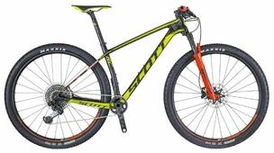 Горный (MTB) велосипед Scott Scale RC 900 World Cup (2018)
