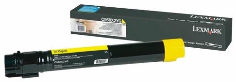 Картридж Lexmark C950X2YG