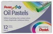 Pentel Пастель масляная Arts 12 цветов (PHN4-12)