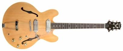 Полуакустическая гитара Peerless Revolver