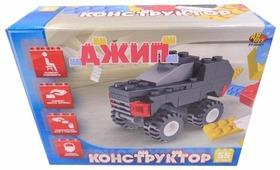 Конструктор ABtoys Транспортные средства PT-00451 Джип