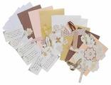 """Набор для создания открыток Белоснежка 11,5х17/11,5х21 см, 6 шт, """"Бабочки"""""""