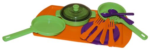 Набор посуды ОГОНЁК 1 С-239
