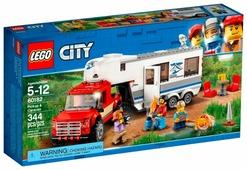 Конструктор LEGO City 60182 Пикап и трейлер
