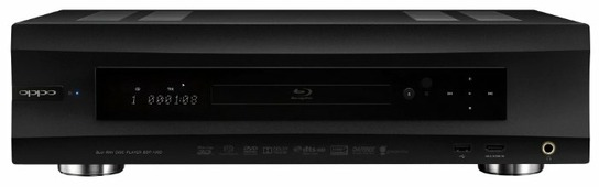 Blu-ray-плеер OPPO BDP-105D