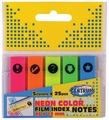 CENTRUM Стикеры-индексы 5 цветов х 25 шт, 45х12 мм (82886)