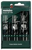 Набор сверл Metabo 627179000, 9 шт.