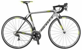 Шоссейный велосипед Scott Addict 10 (2017)