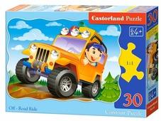 Пазл Castorland Off Road Ride (B-03631), 30 дет.