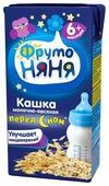 Каша ФрутоНяня молочная овсяная (с 6 месяцев) 200 мл