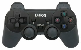 Геймпад Dialog GP-A11RF