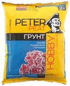 Грунт PETER PEAT Линия Hobby Азалия, Рододендрон, Гортензия 2 л.