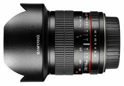 Объектив Samyang 10mm f/2.8 ED AS NCS CS Minolta A
