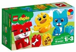 Конструктор LEGO Duplo 10858 Мои первые домашние животные