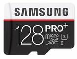 Карта памяти Samsung microSDXC PRO Plus 95MB/s + SD adapter