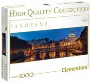 Пазл Clementoni High Quality Collection Panorama Рим (39343), 1000 дет.