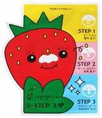 TONY MOLY набор Strawberry Seeds от черных точек