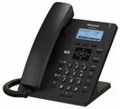 VoIP-телефон Panasonic KX-HDV130 черный