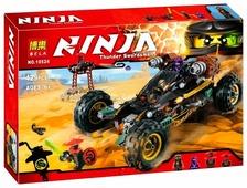 Конструктор BELA Ninja 10524 Горный внедорожник Коула