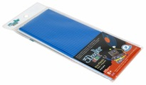 Эко-пластик пруток 3Doodler Start 3 мм синий