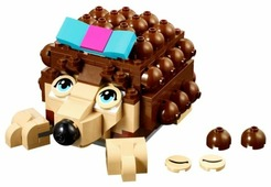Контейнер LEGO Ёжик 11х9х7 см (40171)