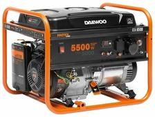 Бензиновый генератор Daewoo Power Products GDA 6500 (5000 Вт)