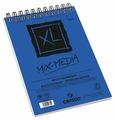 Альбом для смешанных техник Canson XL Mix Media 21 х 14.8 см (A5), 300 г/м², 15 л.