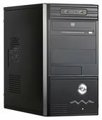 Компьютерный корпус ExeGate MA-368 w/o PSU Black