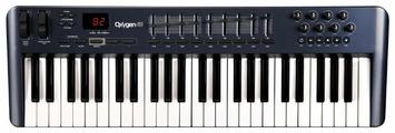 MIDI-клавиатура M-Audio Oxygen 49
