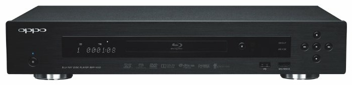 Blu-ray-плеер OPPO BDP-103D