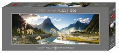 Пазл Heye Панорама Многозвучная река, Humboldt (29606), 1000 дет.