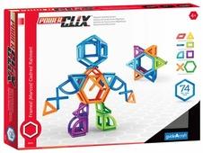 Магнитный конструктор Guide Craft PowerClix G9201 Рамки