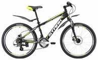Подростковый горный (MTB) велосипед STARK Rocket 24.3 HD (2017)