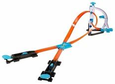 Трек Hot Wheels Конструктор трасс: Мертвая петля DLF28