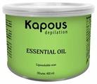 Kapous Professional Жирорастворимый воск с эфирным маслом розмарина в банке
