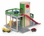 Brio Паркинг 2-х уровневый Parking Garage, 33204