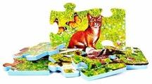 Коврик-пазл Altacto Мир животных (PN120P)